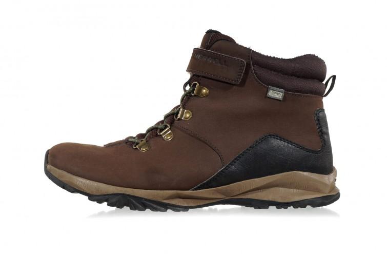 Ботинки б/у Merrell Alpine для мальчика 34UB
