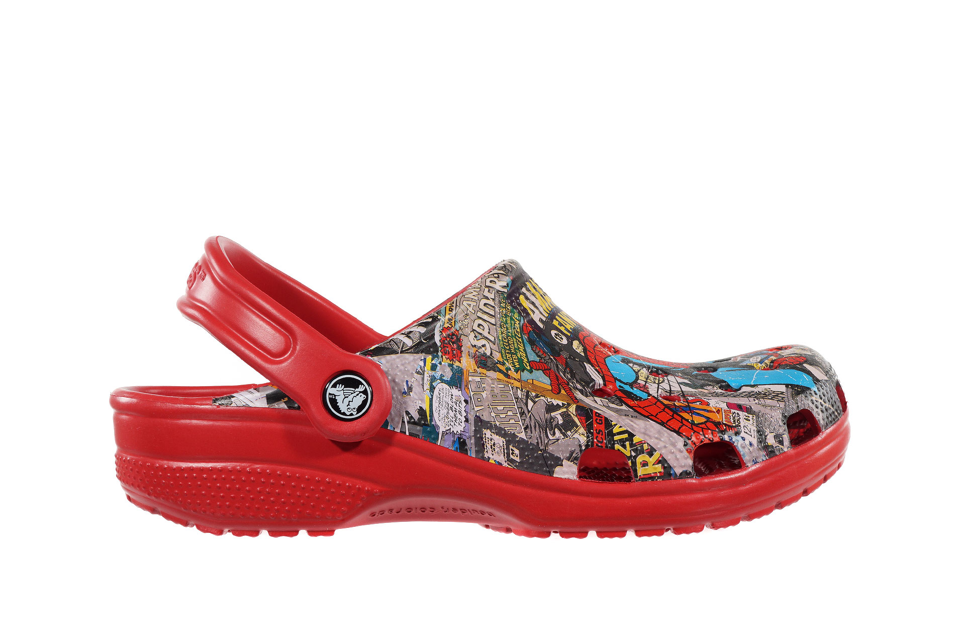 ad09685a8 Crocs Classic Spiderman Clog (1-NC) buy online shop vintageshoes.ru