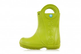 Crocs Kids Handle It Rain Boot (2-UC)
