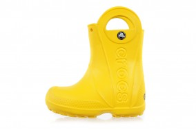 Crocs Kids Handle It Rain Boot (1-UC)