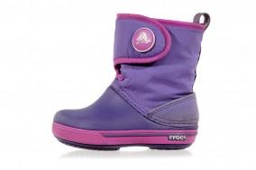 Сноубутсы Crocs Kids Crocband II.5 Gust Boot (4-UC)