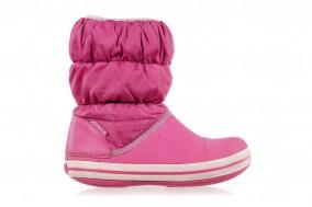 Сноубутсы Crocs Kids Winter Puff Boot (5-UC)