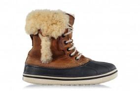 Ботинки Crocs AllCast Luxe Duck Boot (8-UC)