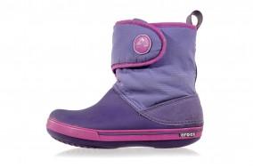 Сноубутсы Crocs Kids Crocband II.5 Gust Boot (6-UC)