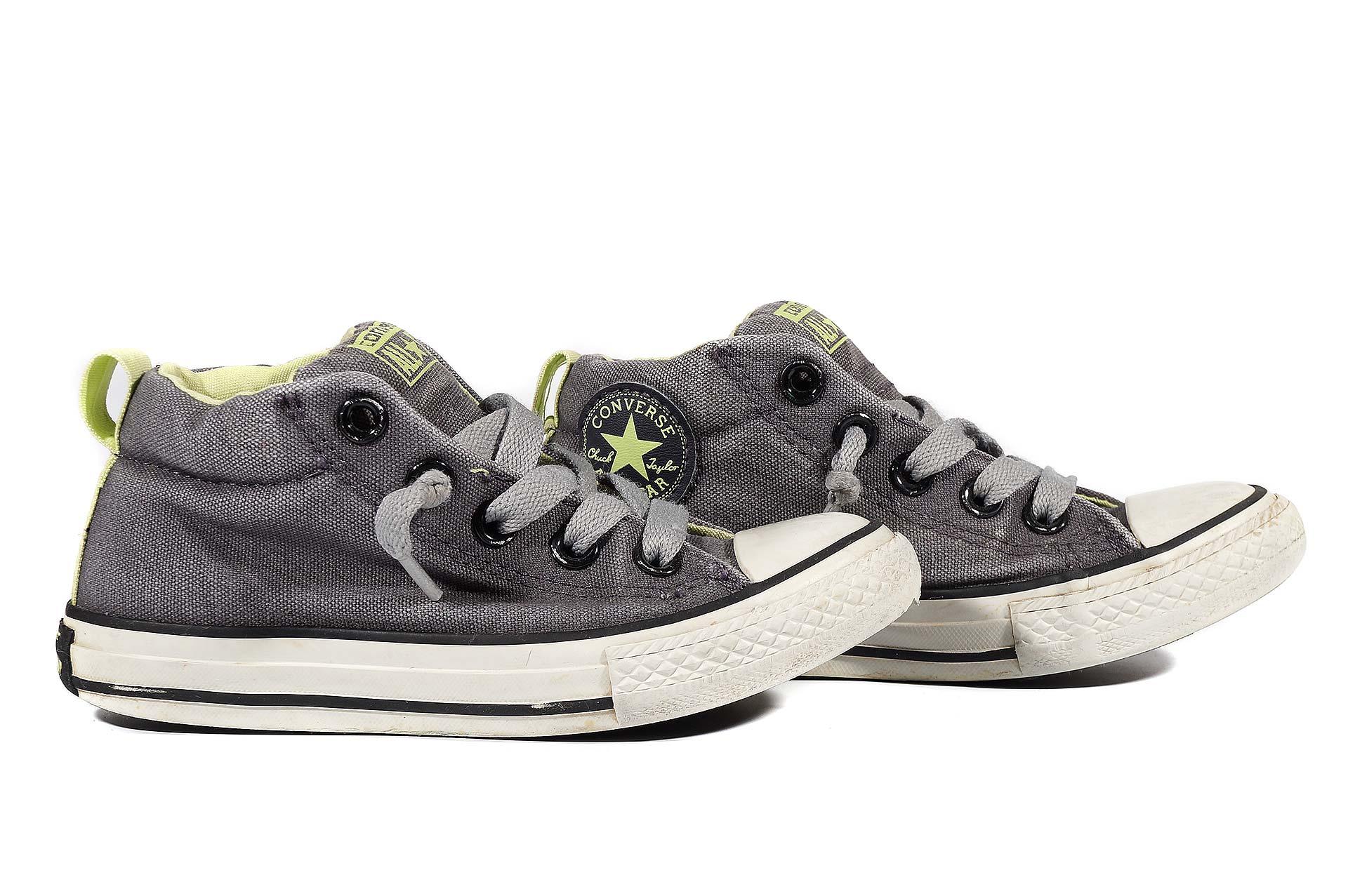 Converse kids Chuck Taylor All Star Street Mid 637266 (00001 U)