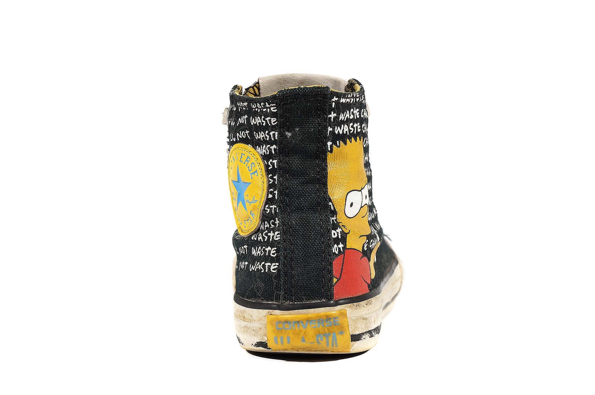 Converse kids Simpsons Chuck Taylor All Star 641390 (00005 U)