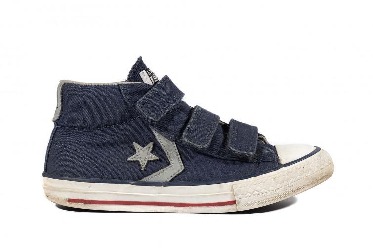 Детские кеды Converse Star Player 637345 (00012-U)