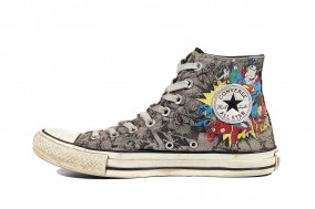 Кеды Converse Chuck Taylor All Star DC Comics Justice League 130683 (00016-U)