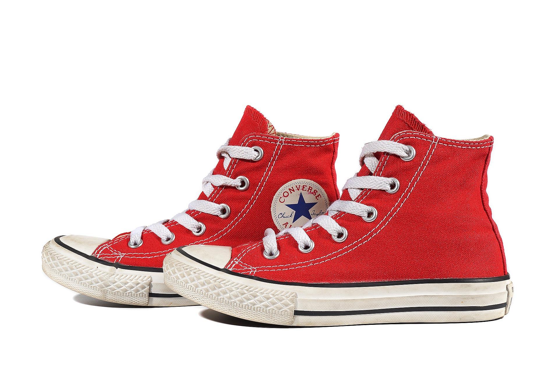 c978b5d5f0f0 Converse kids Chuck Taylor All Star 3J232 (00083-U) sneakers used ...
