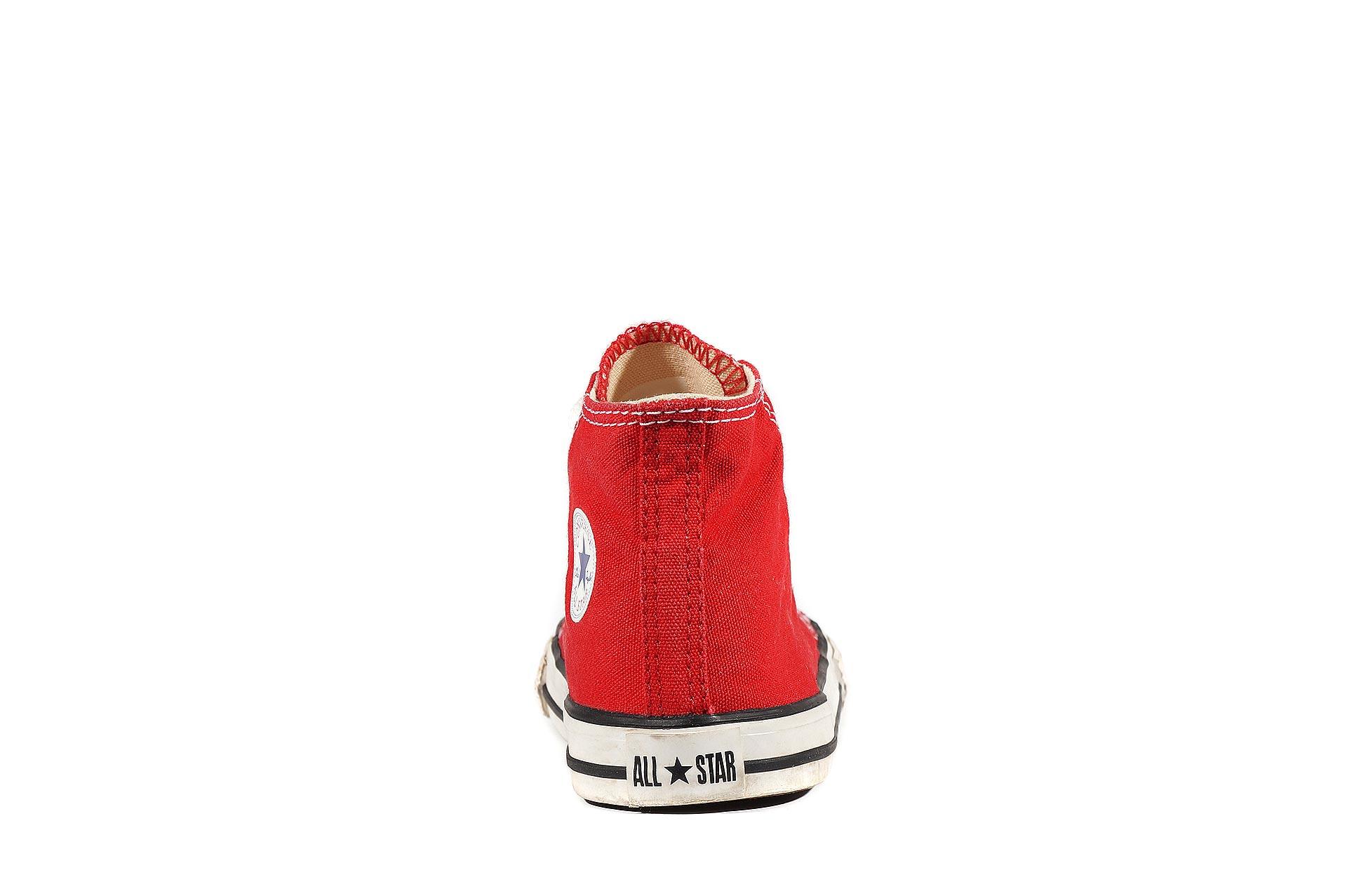 Детские кеды Converse Chuck Taylor All Star 7J232 (00089-U) красные ... c40f71a753a
