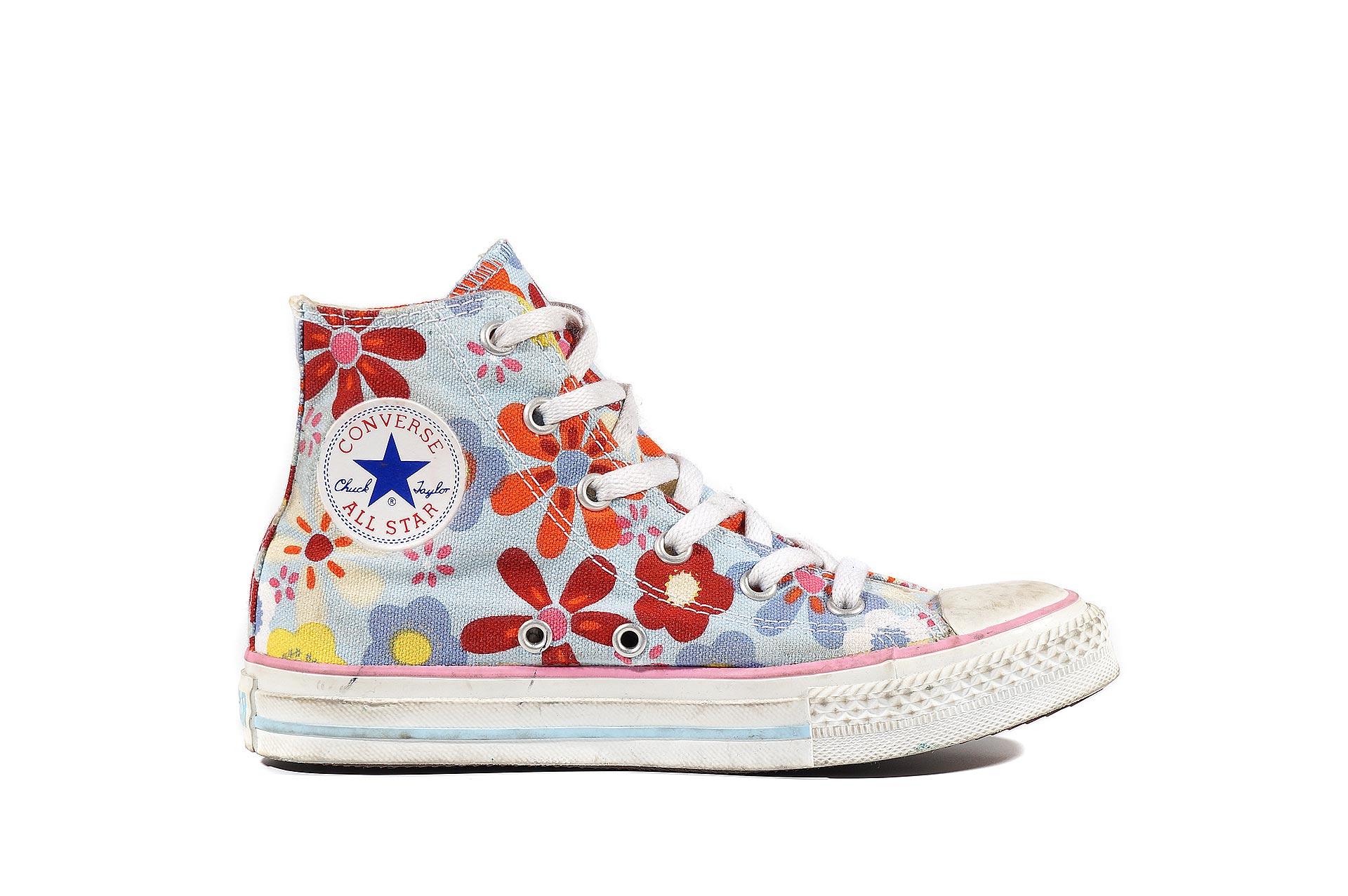 Детские кеды Converse Chuck Taylor All Star 3P691 (00095-U) с ... 34d660e395c
