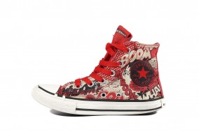 Детские кеды Converse Chuck Taylor All Star DC Comics Superman 322150 (00008-U)
