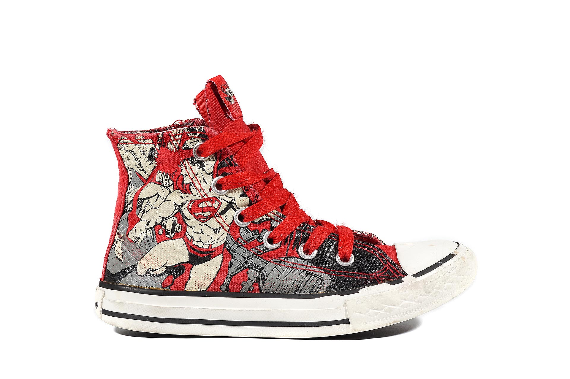 a86a7ccd8817 Converse kids Chuck Taylor All Star DC Comics Superman 322150 (00008-U)