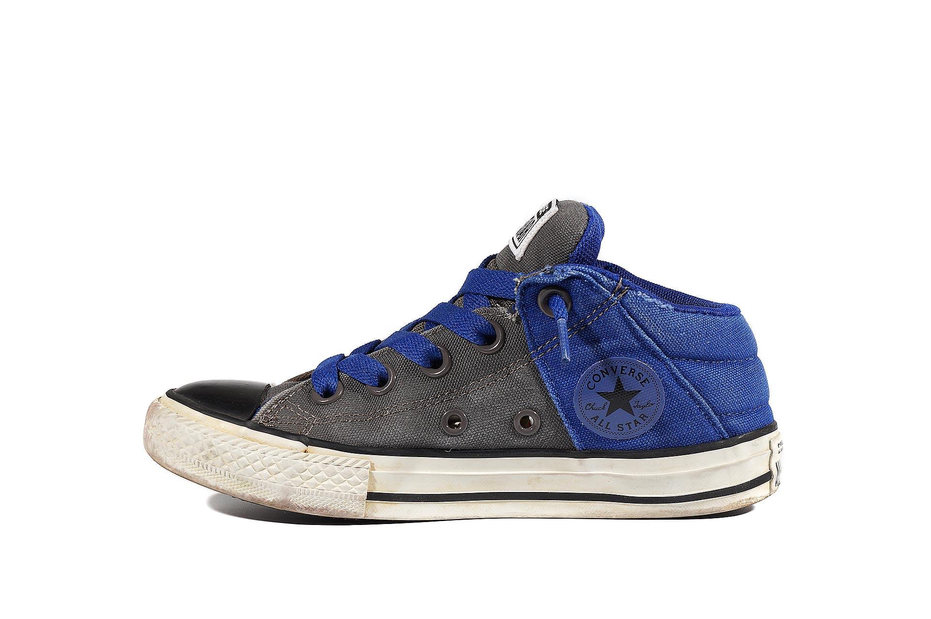 Детские кеды Converse Chuck Taylor All Star Street Mid 642845 (00009 ... eecfa410639
