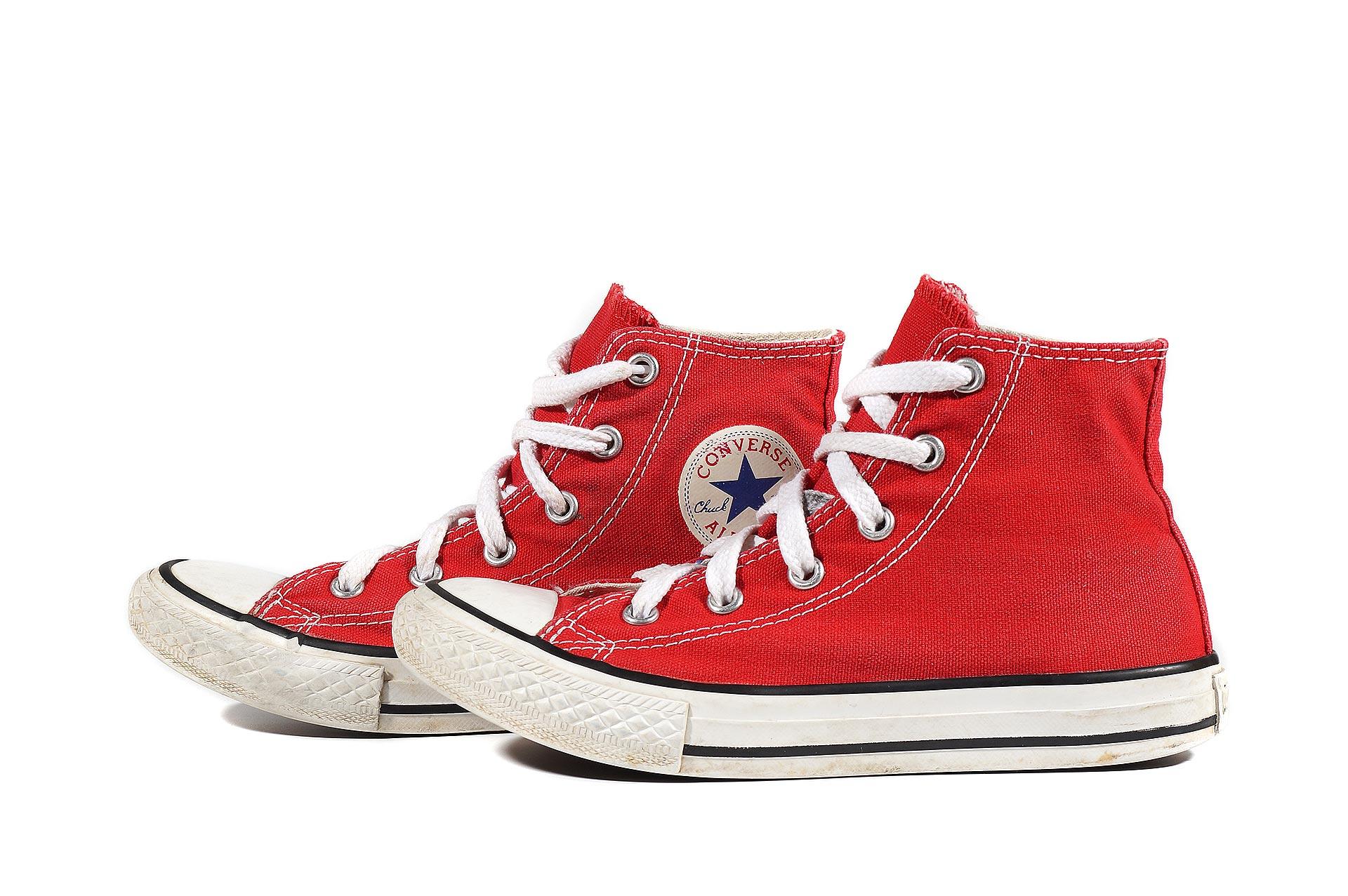 Детские кеды Converse Chuck Taylor All Star 3J232 (00097-U) красные ... 61b400dfe93