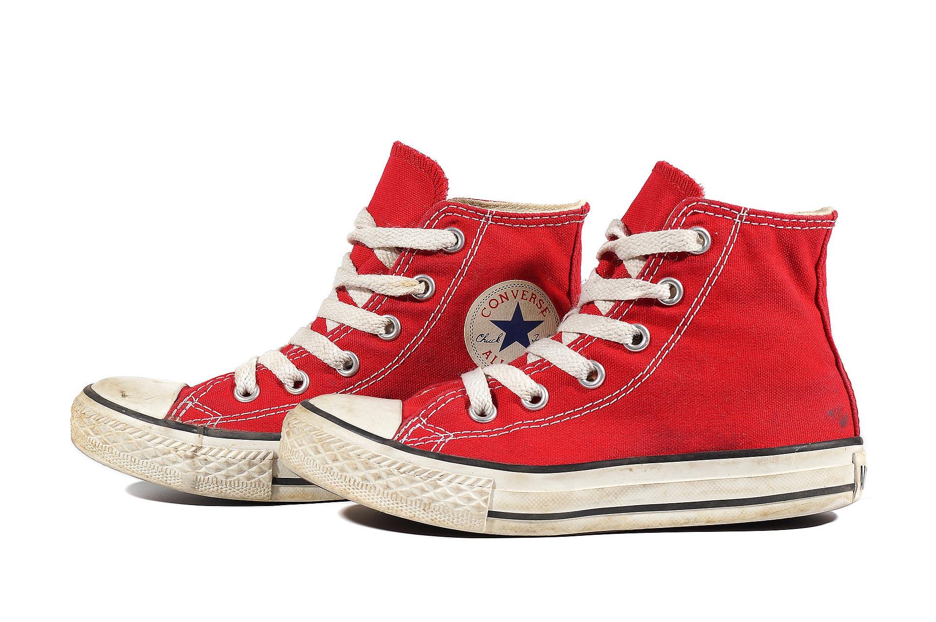 Детские кеды Converse Chuck Taylor All Star 3J232 (00100-U) красные ... 3117787bb6d