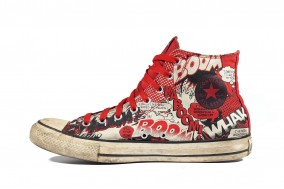 Кеды Converse Chuck Taylor All Star DC Comics Superman 122150 (00142-U)