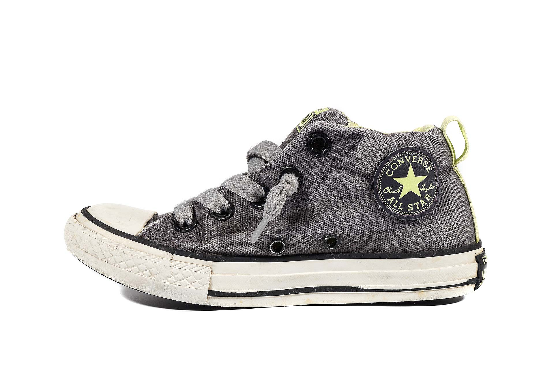 4e52e264952d Converse kids Chuck Taylor All Star Street Mid 637266 (00001-U) sneakers  used buy online shop vintageshoes.ru