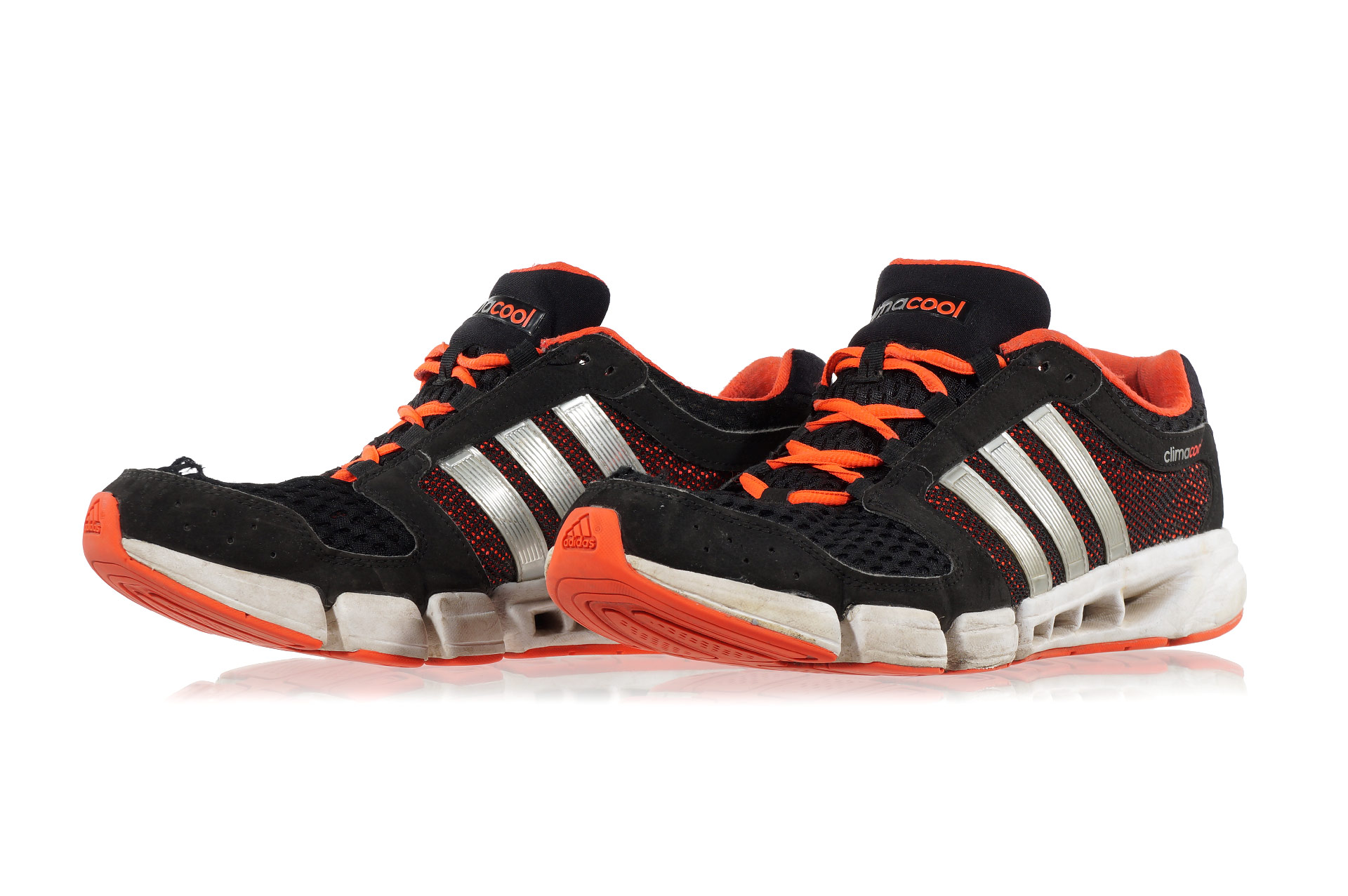 closer at super quality 100% top quality Мужские кроссовки сильно б/у Adidas Climacool Solution 2.0 1WWS